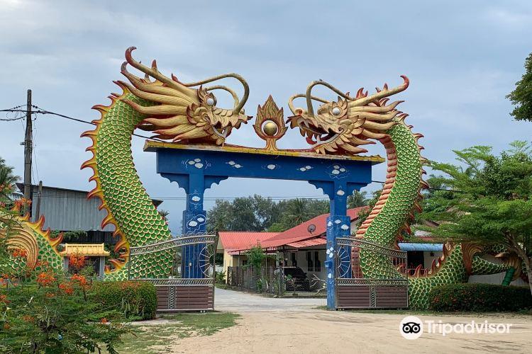 吉蘭丹雙龍寺2