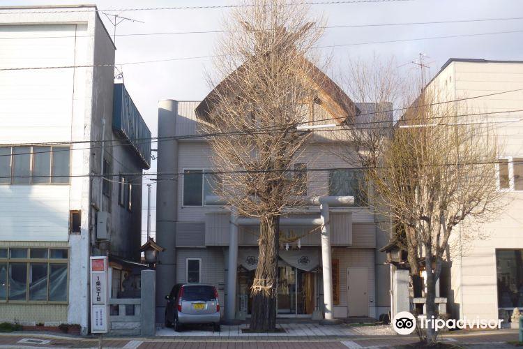 Ontake Miyoshi Shrine