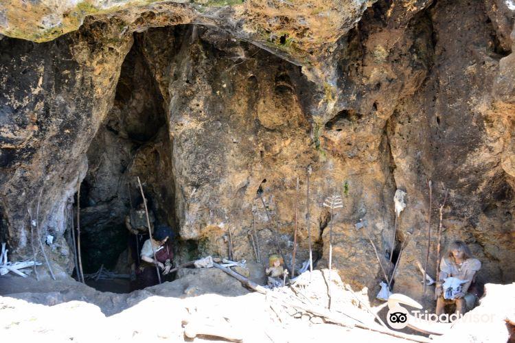 Museum of Prehistoric Cave Prepostska1