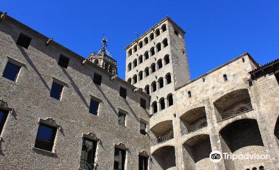 MUHBA Museu Historia de Barcelona2