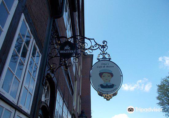 Krameramtswohnungen (Flats for Small Trader's Guild)4