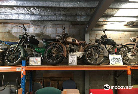 George Taylor's Vintage Motorcycle Collection