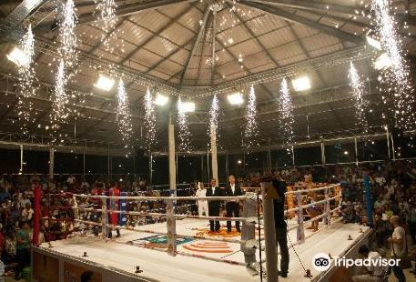 Khmer Kickboxing Siem Reap