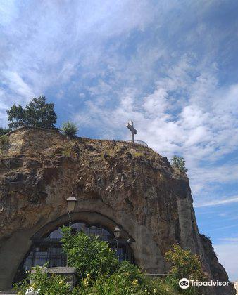 ゲッレールトの丘の洞窟4