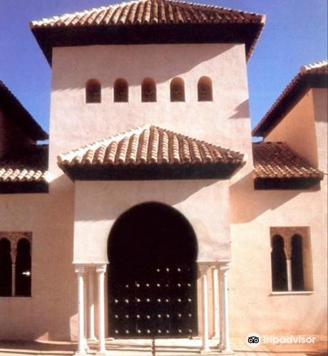 Palacio de Alcazar Genil2