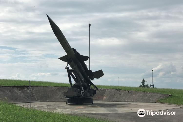 Bloodhound Missile Station1
