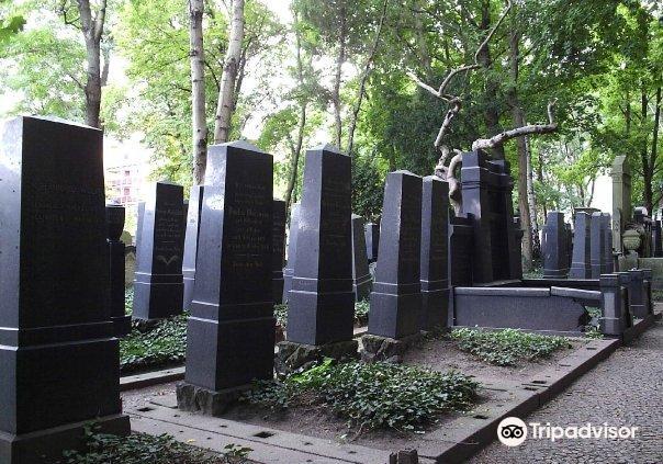 Prenzlauer Berg猶太公墓2