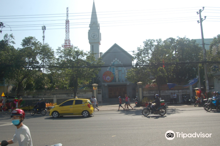 Bac Thanh Church4