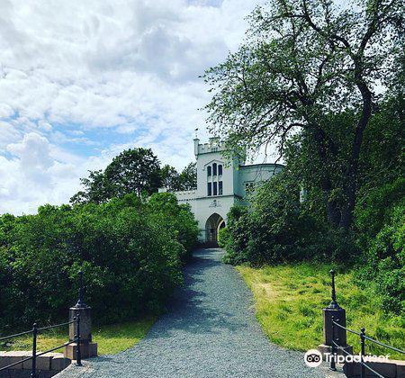 Oscarshall城堡1