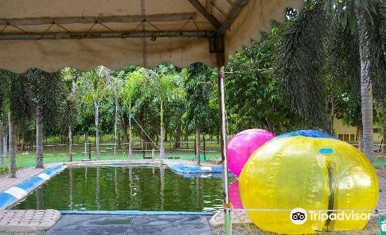 Davao Zorb Park2