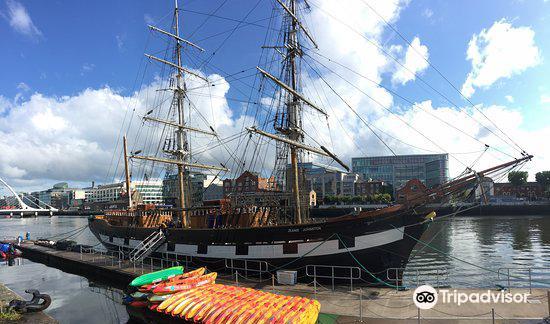 Jeanie Johnston Tall Ship & Famine Museum