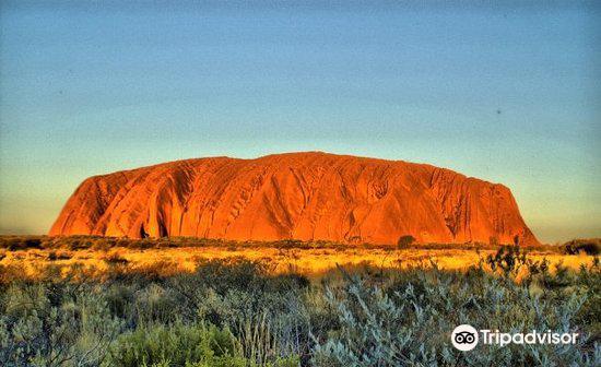 Uluru- Kata Tjuta Cultural Center3