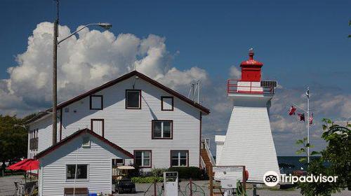 Niagara River Range Lighthouses