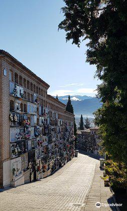 Granada Cemetery Walls Memorial1