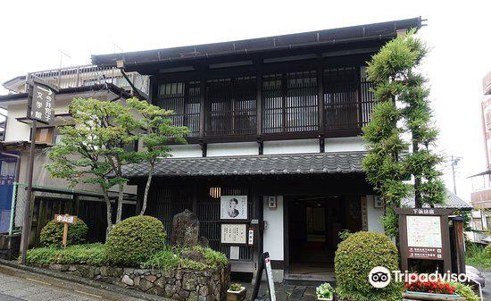 下諏訪町 今井邦子文学館1