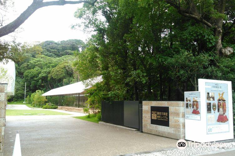 神奈川県立近代美術館 鐮倉1