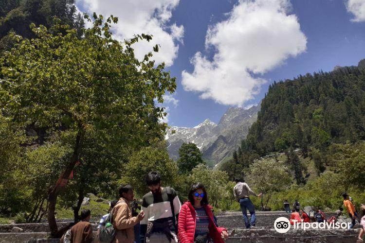 Magic View雪山峽谷觀景台2