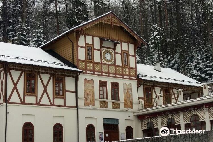 Barwald Gorny Castle