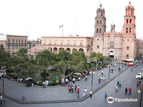 Cathedral of San Luis Potosi3