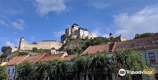Trencin Castle1