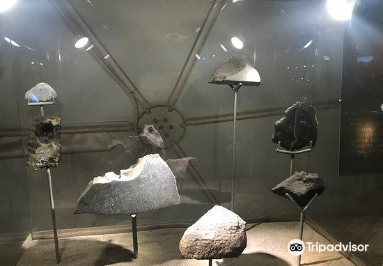 Museo del Meteorito1