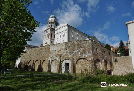 Pannonhalma Abbey Gardens and Herbal Lavender House