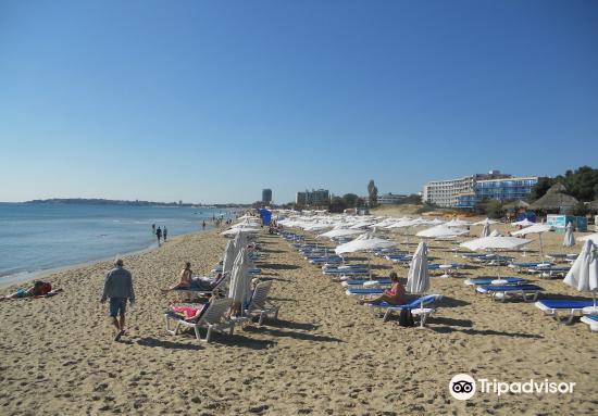 Sunny Beach Luna Park2