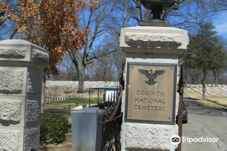 Corinth National Cemetery1