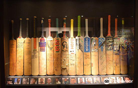 Blades of Glory Cricket Museum