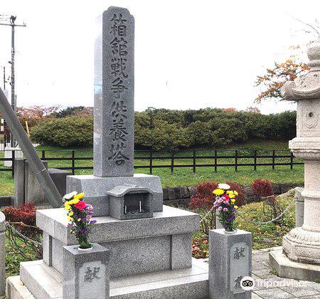 Battle of Hakodate Memorial Tower2