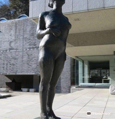 神奈川県立近代美術館 鐮倉3