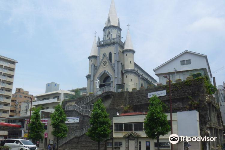 天主教三浦町教會2