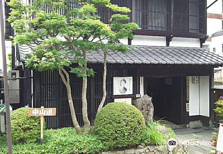 下諏訪町 今井邦子文学館2