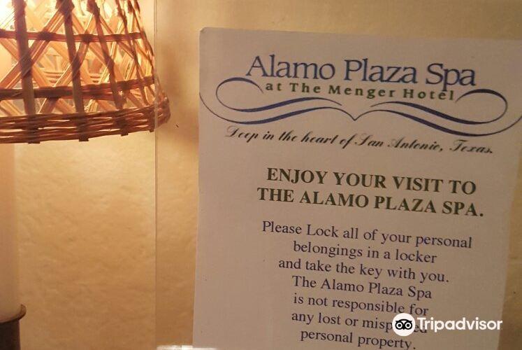 Alamo Plaza Spa at the Menger Hotel4