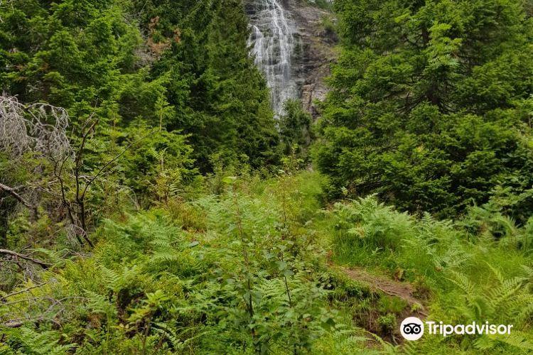 Espelandsfossen Waterfall4