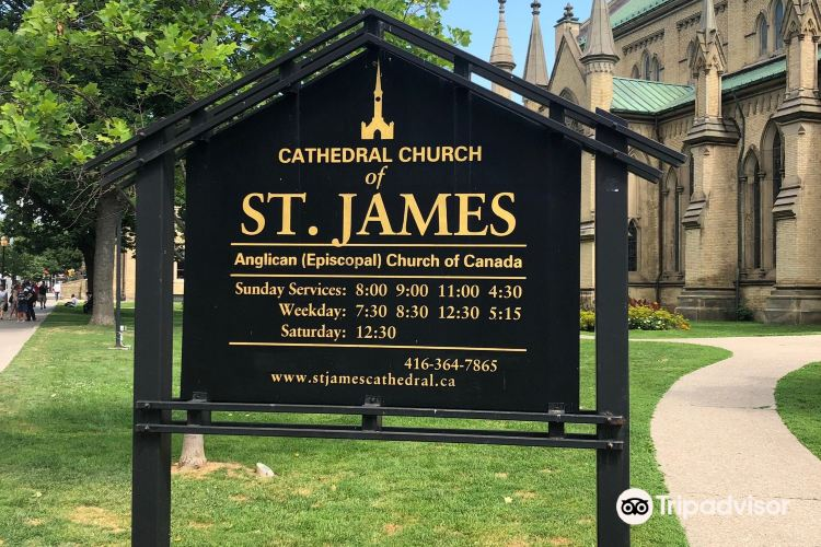 St. James Cathedral Centre4