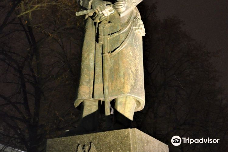 Marshall Jozef Pilsudzki Monument