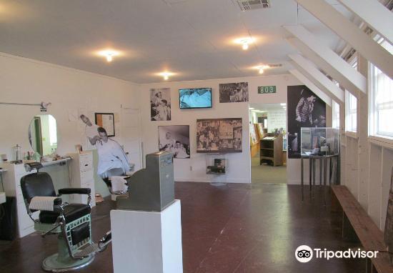 Chaffee Barbershop Museum