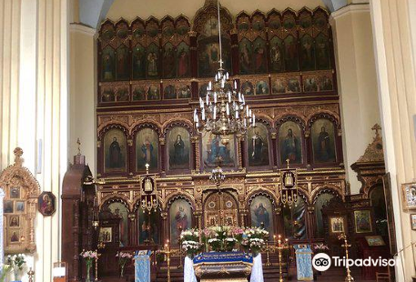 Church of the Holy Mother of God (Skaisciausios Dievo Motinos Cerkve)