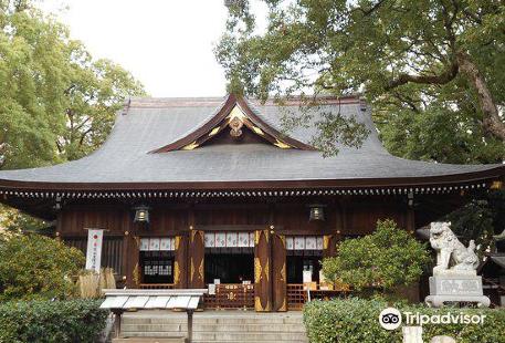 Wakamiya Hachimansha Shrine