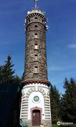Lookout tower Zlatý Chlum1