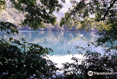 Blue Lake Chirik-Kyol