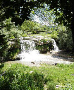 Lermontovskiy Waterfall