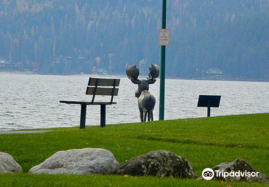 Coeur d'Alene City Park and Independence Point2