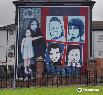 Republican Murals: Bloody Sunday