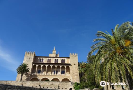 Arco de l'Almudaina
