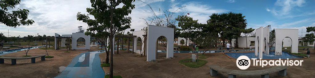 Termas De Ibira - Parque