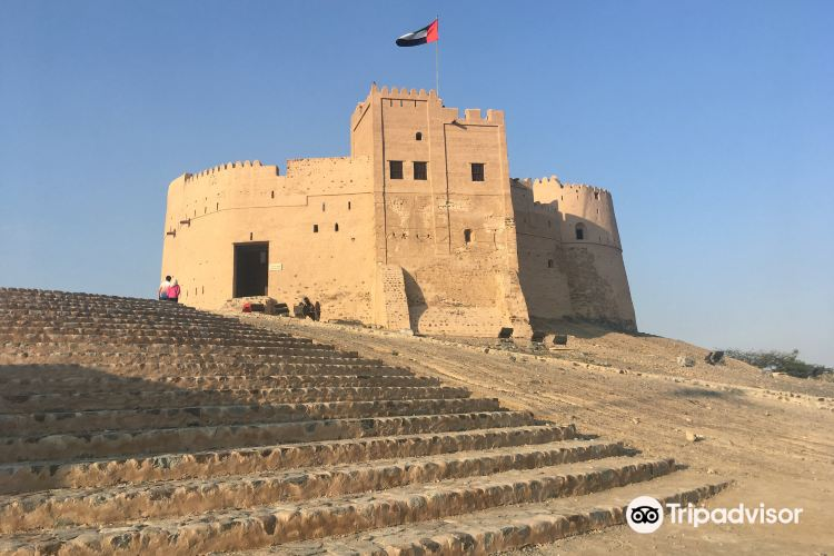Fujairah Historic Fort2