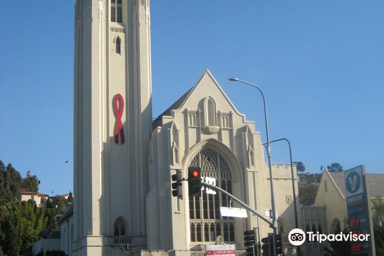 Hollywood United Methodist Church1