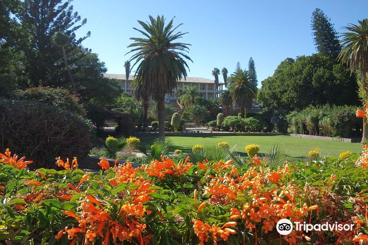 Parliament Gardens